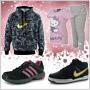 Športová značková móda je ideálnym vianočným darčekom pre každého!