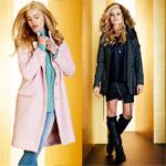 Bundy a kabáty New Yorker pre jeseň a zimu 2014/2015