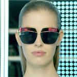 Slnečné okuliare Dior Metallic inšpirovali svetlá veľkomesta!