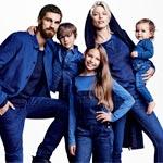 """Concious Denim H&M: Noste modrú a buďte """"zelení""""!"""