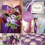 Svadba v módnych farbách pre jeseň 2014