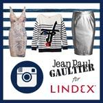 Lindex katalóg: Jean Paul Gaultier pre Lindex