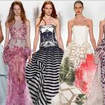 Plesové šaty 2015 – ples podľa trendov z módneho New Yorku!