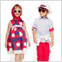 Tutto Piccolo pre jar a leto 2011: to je elegancia pre deti v štýle talianskej elegancie 50. rokov!