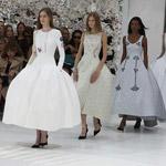 Dior Couture: historicizmus 19. storočia aj móda inšpirovaná astronautami