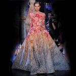 Ombré móda – to sú večerné šaty Haute Couture Elie Saab!