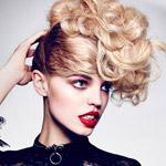 Jesenné účesy 2014 – ideálne ku kolekcii Gaultier x Lindex