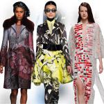 Najlepšie modely z kolekcií predstavených v Paríži na týždňoch módy – 2. časť
