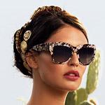 Dolce&Gabbana: Keď slnečné okuliare rozkvitnú ako mandľovníky!
