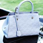 Louis Vuitton predstavuje dva nové modely kabelky z kože Monogram Empreinte