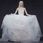 Vera Wang predstavila svadobné šaty pre jeseň/zima 2015/2016