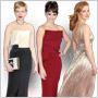 Londýn obdivoval šaty hviezd: predviedli sa na červenom koberci pri udeľovaní cien BAFTA!