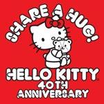 Hello Kitty, slávna mačka a módna ikona, oslavuje 40 rokov