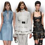 Najlepšie modely z kolekcií predstavených na Milan Fashion Week – 1. časť