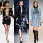 Žuvačková móda, horiace šaty aj špinavé kožušiny z Milána budú vládnuť budúcemu jesene a zime!