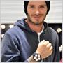Beckham sa blysol s novými hodinkami za 11 000 dolárov!
