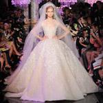 Luxusné svadobné šaty z Haute Couture – 90 úžasných modelov pre vás!