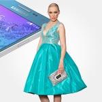 Vyhraj šaty od Fera Mikloška za 2400 € inšpirované Samsung GALAXY Alpha