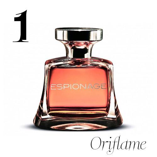 Pánsky parfum Oriflame Espionage