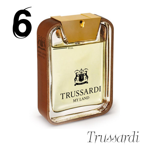Pánsky parfum Trussardi My Land