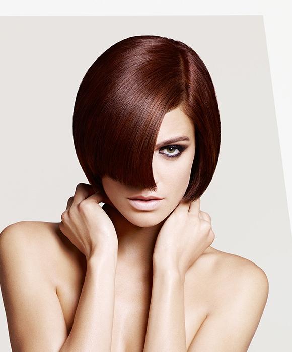 Účesy pre polodlhé vlasy – 50 tipov pre vašu eleganciu do kancelárie ... 5149756b25c