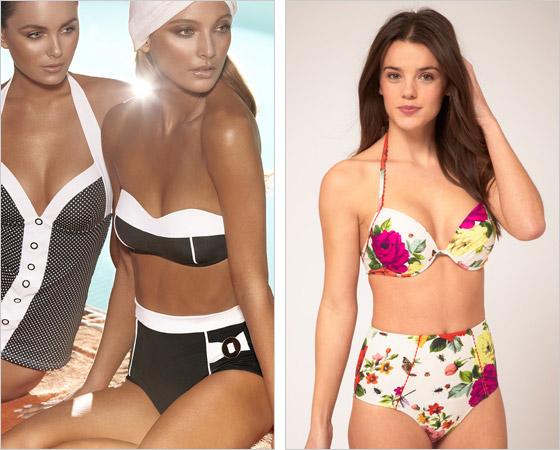4a70d69bd 6 dámskych plavkových trendov sezóny: kúpte si plavky, ktoré sa ...