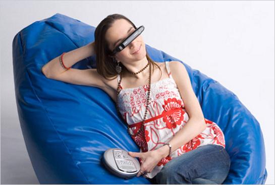 965f19c01 Digitálne okuliare si jednoducho nasadíte na tvár a v okamihu sa môžete  tešiť