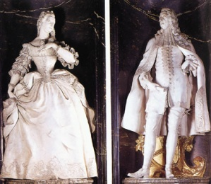 Sochy z obdobia Ľudovíta XIV