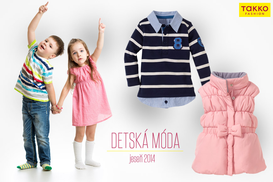ce821608875c Detské oblečenie z Takko Fashion pre jeseň 2014.