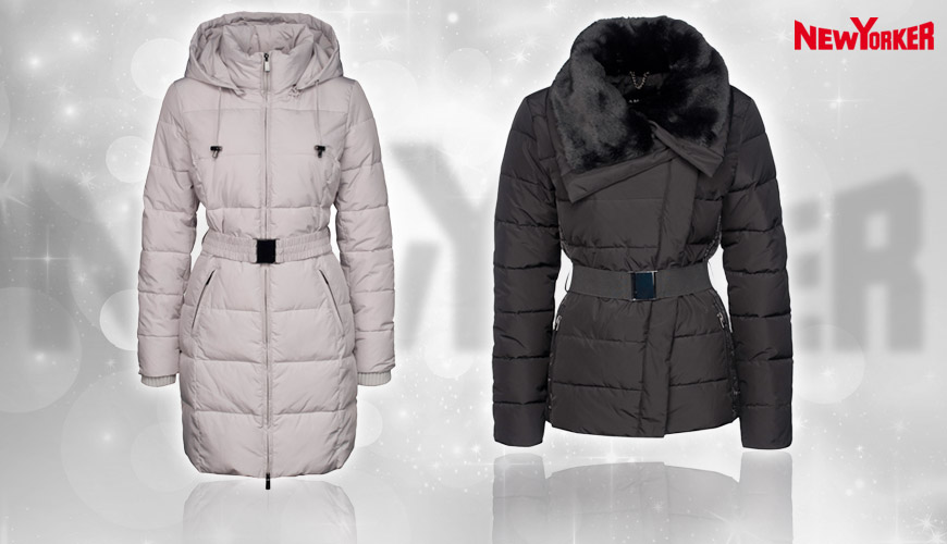 d892dbeb8 Bundy a kabáty New Yorker pre jeseň a zimu 2014/2015 | Moda.sk