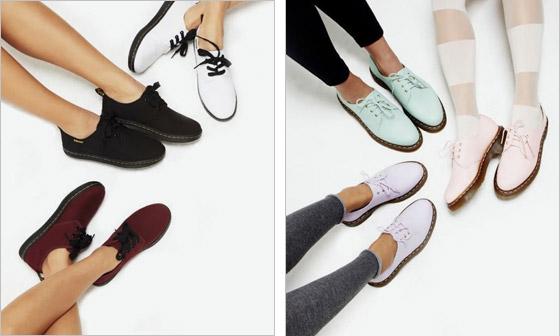 480071f60 Dr. Martens – štýlové mohutné topánky tento rok na jar zjemnia ...