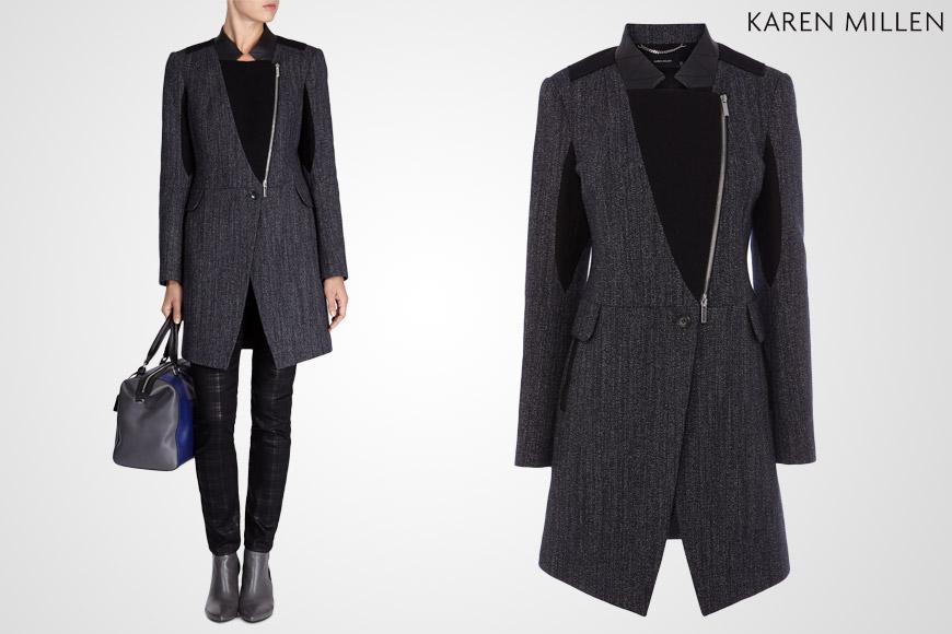 e51ff973e0 Kabáty Karen Millen – privítajú s vami jeseň a zahrejú vás v zime ...