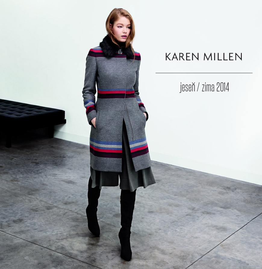 c87035f3ec1c Kabáty Karen Millen – privítajú s vami jeseň a zahrejú vás v zime ...