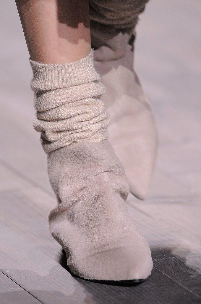 d018618239eb5 Trendy obuv jeseň/zima 2014/2015: inšpirácia z parížskych prehliadok ...