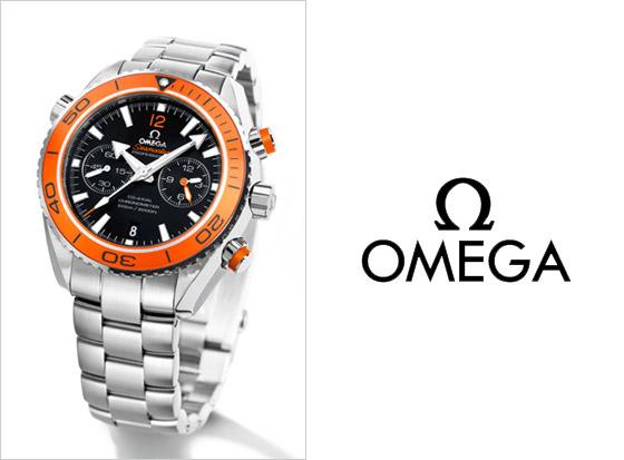Luxusné hodinky Omega so športovým duchom