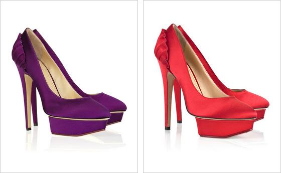 b2de801b3 Charlotte Olympia – to sú topánky na ples a svadbu   Moda.sk