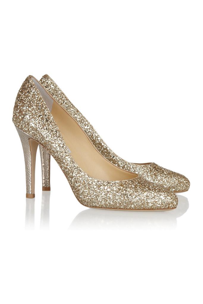 01db650b270b Trendom jesene sú zlaté a strieborné topánky – majú žiariť ako slnečný či  mesačný svit!