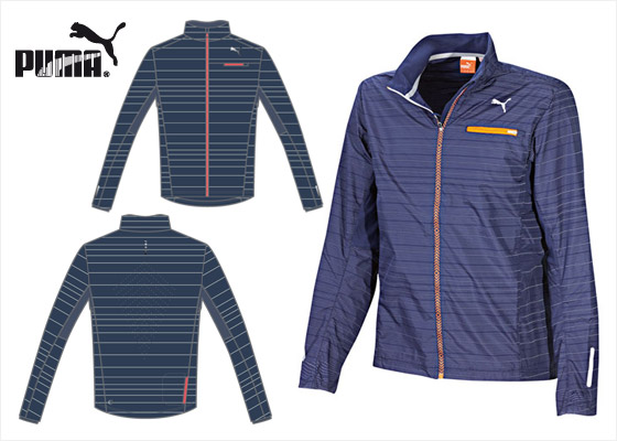 PUMA Pure NightCat bunda pre mužov