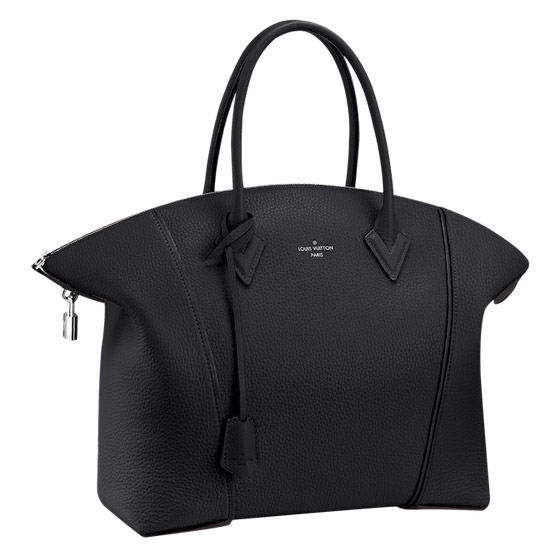 Louis Vuitton Parnasséa Lockit Black