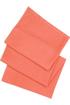 Oranžová šatka