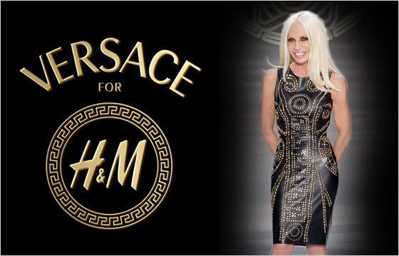 Versace modely budú v HampM k dispozícii v novembri 2011 Máme pre vás prvé  ukážky 748493e14fc