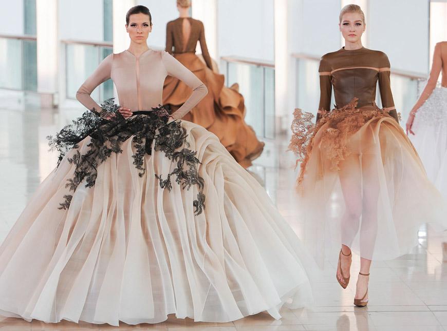 Šaty Stephane Rolland z kolekcie jar 2015