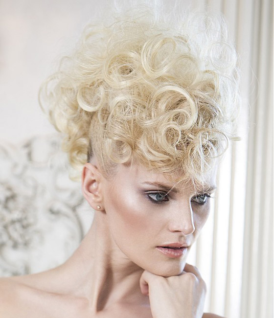 Anne Veck Hair Desire Bridal Collection 2014