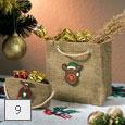 Darčekové tašky s vianočným motívom