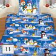 Vianočná posteľná bielizeň