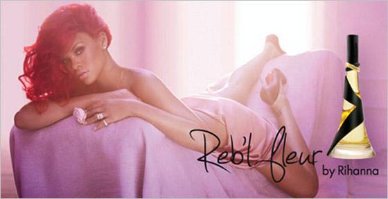 Rihanna predstavuje svetu nový parfum Rebl Fleur