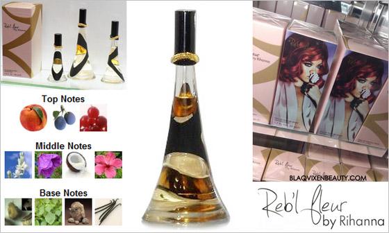 Nová vôňa od Rihanny Rebl Fleur predstavuje ovocnokvetinepižmový mix