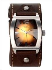 Pánske retro hodinky Guess
