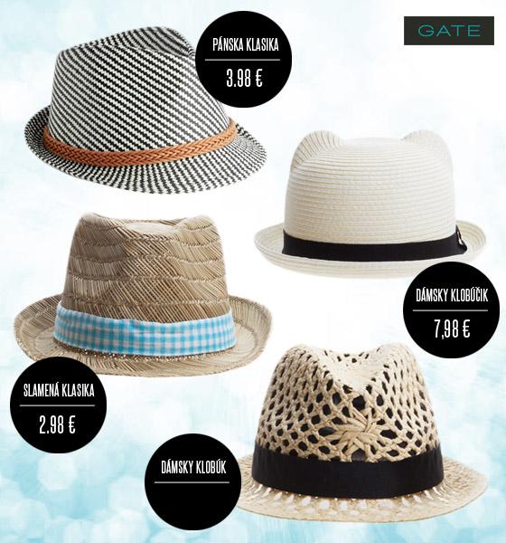 c2542c220 Dámsky klobúk z Gate – vtipný a štýlový slamák na leto! | Moda.sk