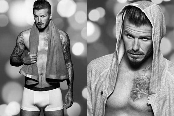 Reklama Davida Beckhama pre HM